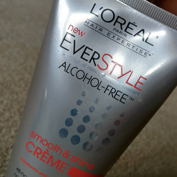 L'Oreal Paris EverStyle Smooth & Shine Creme, Alcohol-Free, 5.1 Fluid Ounce uploaded by Barbara d.
