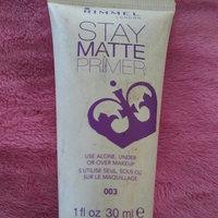 Rimmel Stay Matte Primer uploaded by Chiquitha H.