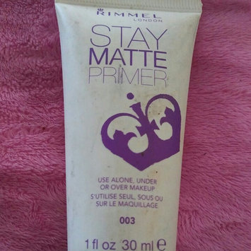 Rimmel Stay Matte Primer uploaded by Chiquitha H.