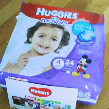 Huggies® Little Movers Diapers uploaded by Kimberly P.