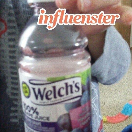 Welch's Single Serve Grape, Modified 9/10/08 100% Juice 10 Fl Oz Plastic Bottle uploaded by Silvia M.