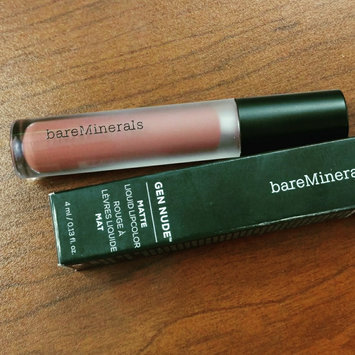 bareMinerals GEN NUDE™ Buttercream Lip Gloss uploaded by Avry B.