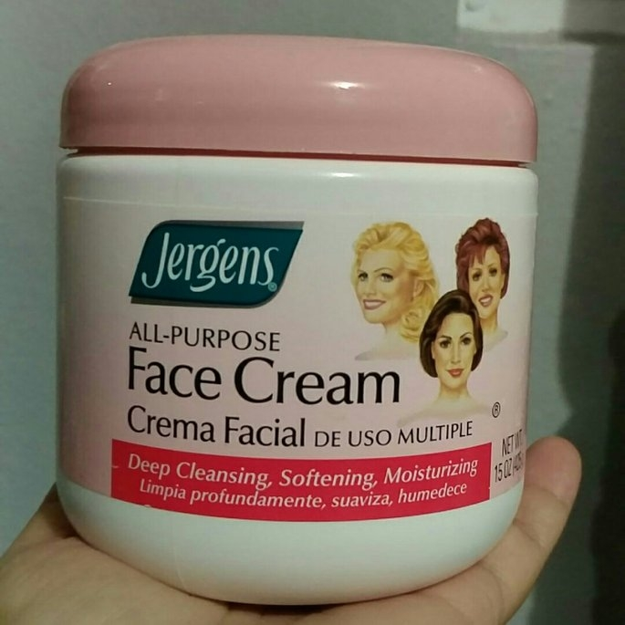 Jergens All-Purpose Face Cream - 15 oz uploaded by Julie G.