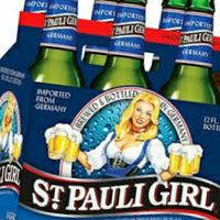 St. Pauli Girl Lager Beer uploaded by Christie C.
