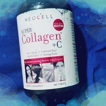 Photo of NeoCell Super Collagen + C - 360 ct. uploaded by Yoselin L.
