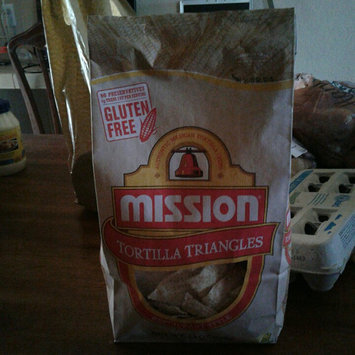 Photo of Mission Tortilla Triangles uploaded by Amorette M.
