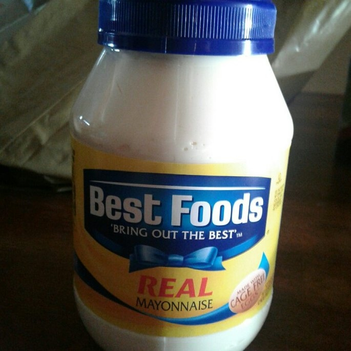 Best Foods Real Mayonnaise 30 Fl Oz Jar uploaded by Amorette M.
