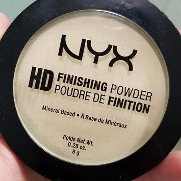 NYX HD Finishing Powder Banana uploaded by Jessica K.