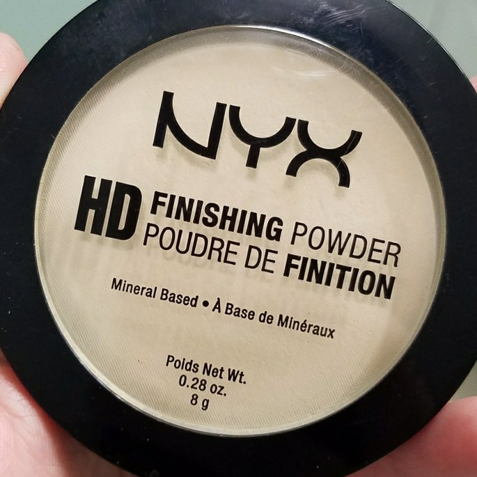 NYX HD Finishing Powder Banana uploaded by Jessica K.