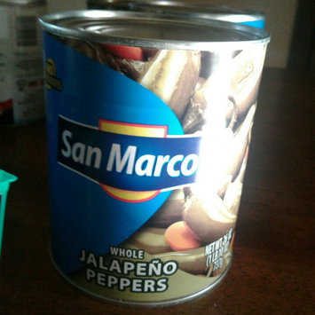 Photo of Empac San Marcos San Marcos Whole Jalapeno Peppers 26 Oz Pack Of 12 uploaded by Amorette M.