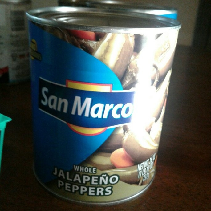 Empac San Marcos San Marcos Whole Jalapeno Peppers 26 Oz Pack Of 12 uploaded by Amorette M.