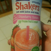 Dole Strawberry Banana Fruit & Yogurt Smoothie Shakers uploaded by Kacy S.