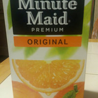 Minute Maid Premium 100% Orange Juice Original uploaded by Kacy S.