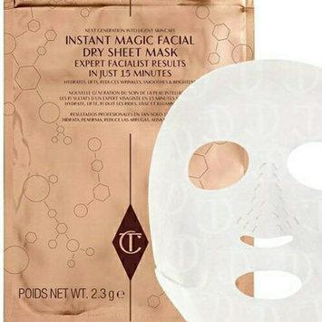 Charlotte Tilbury Instant Magic Facial Dry Sheet Mask uploaded by Jennifer S.