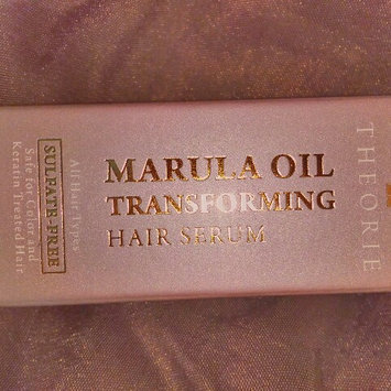 Photo of Theorie Argan Oil Ultimate Reform Shampoo uploaded by Teresa D.