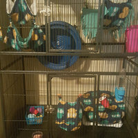 Topdawg Pet Supply Super Pet Woodland Get A Way Hideout - Rat/Hamster/Gerbil/Sugar Glider uploaded by Jessica B.