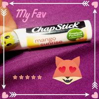 ChapStick® Seasonal Flavors Mango Sunrise uploaded by Dani V.