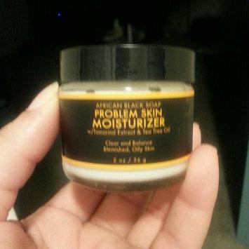 SheaMoisture African Black Soap Problem Skin Moisturizer uploaded by Ciera C.