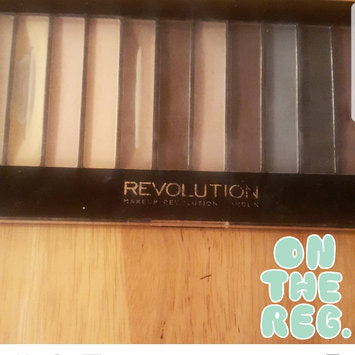 Makeup Revolution Redemption Eyeshadow Palette Iconic 3 uploaded by Jordan G.