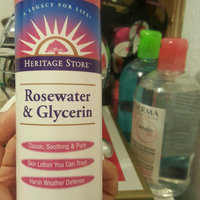 Heritage Store Heritage Rosewater and Glycerin With Atomizer - 8 Ounce, 7 Pack uploaded by Lori L.