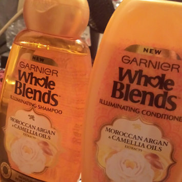 Photo of Garnier Whole Blends®  Illuminating Shampoo with Moroccan Argan and Camellia Oils Extracts uploaded by Sarah W.