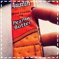 Austin Cheese W/Peanut Butter Cracker Sandwiches 16.5 Oz Box uploaded by Lali B.