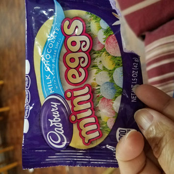 Cadbury Mini Eggs uploaded by Iris R.