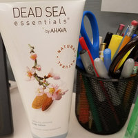 Dead Sea Essentials Dead sea essentials by ahava almond body lotion uploaded by Natalie H.