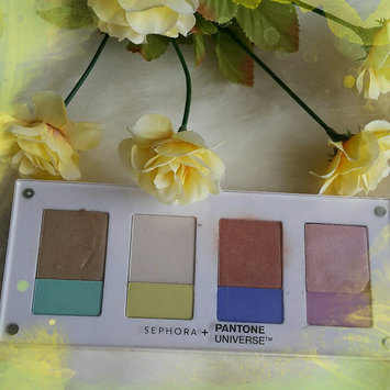 Photo of SEPHORA+PANTONE UNIVERSE Full Spectra Eyeshadow Palette Night Fall uploaded by Chepa P.