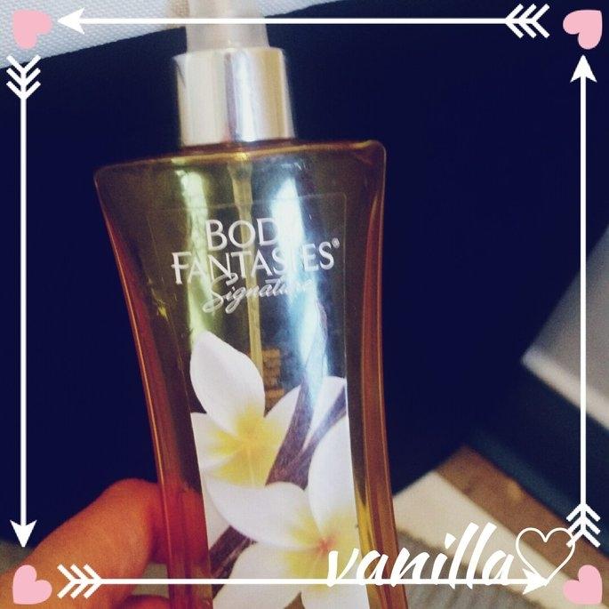 Body Fantasies Signature Vanilla Fragrance Body Spray, 8 fl oz uploaded by Cassandra S.