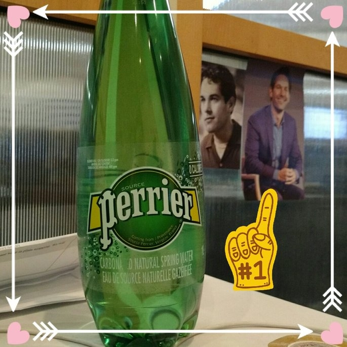 Perrier® Sparkling Natural Mineral Water uploaded by Amber C.