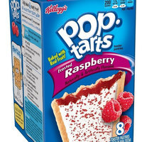 Kellogg's Pop-Tarts Frosted Raspberry Flavor uploaded by Luz E D.