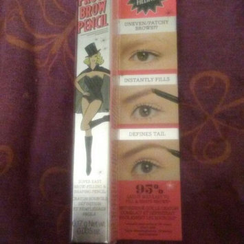 Benefit Cosmetics Goof Proof Brow Pencil Easy Shape & Fill 03 Medium 0.005 oz/ 0.17 g uploaded by Jodi T.