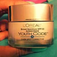 L'Oréal Paris Youth Code™ Dark Spot SPF 30 Day Cream uploaded by Ashanti S.