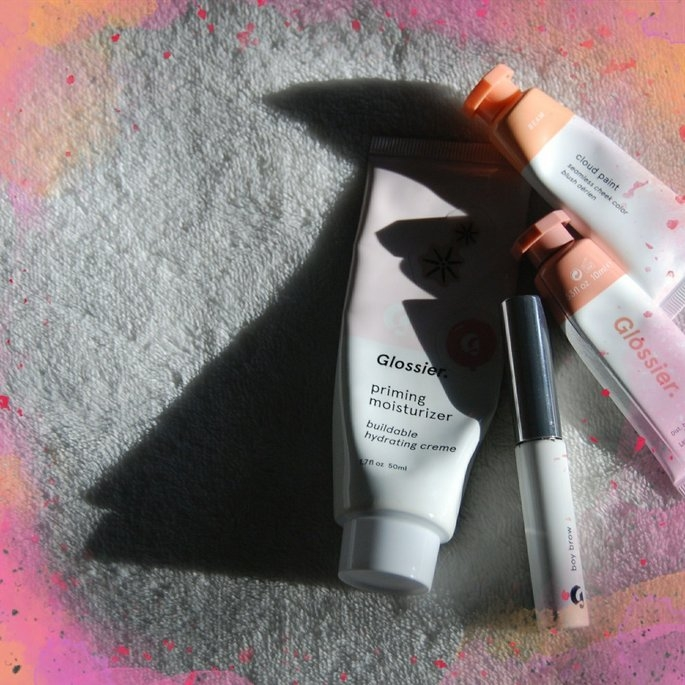 Glossier Cloud Paint uploaded by Ashley B.