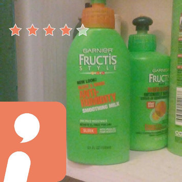 Photo of Garnier Fructis Style Anti-Humidity Smoothing Milk uploaded by Katie H.