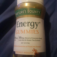 Nature's Bounty® Energy Gummies uploaded by Elyse S.