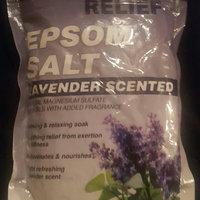 Relief MD Epsom Salt Lavender - Calming & Relaxing Soak, 16 oz,(Blue Cross Laboraties) 12 PACK uploaded by Elyse S.
