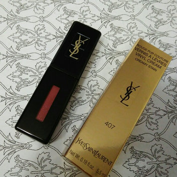 Yves Saint Laurent Vinyl Cream Lip Stain uploaded by EZX Anna C.