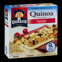 Quaker Quinoa Granola Bars Fruit & Nut uploaded by Andreina L.