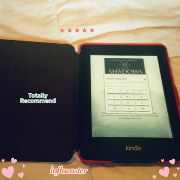 Kindle Paperwhite uploaded by Heather S.