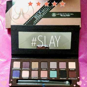 Photo of Anastasia Beverly Hills Self-Made Eye Shadow Palette uploaded by Brookelynne T.