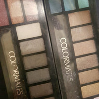 Colormates 12pan Eyeshadow Warm Pack Of 6 uploaded by Jazmin R.