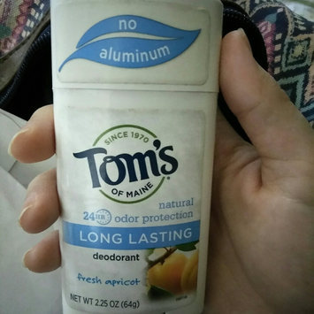 Photo of Tom's OF MAINE ANTIPERSPIRANT & DEODORANT Unscented Long Lasting Deodorant uploaded by Julia F.