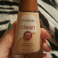 COVERGIRL Clean Normal Liquid Makeup uploaded by destiny r.