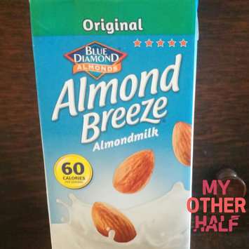Blue Diamond Almonds Almond Breeze Almondmilk Original Unsweetened uploaded by Darby S.