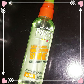 Garnier Fructis Style Brilliantine Shine Glossing Spray uploaded by Claire E.