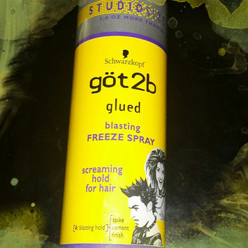 Photo of göt2b® Glued® Freeze Blasting Spray uploaded by Claire E.