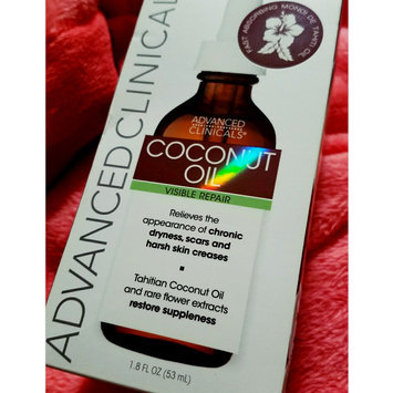 Photo of Concept Laboratories 7959389 Advanced Clinicals Coconut Oil 1.8 oz uploaded by Michaela C.