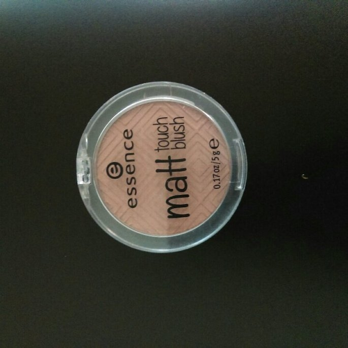 Essence Satin Touch Blush uploaded by Victoria 1.